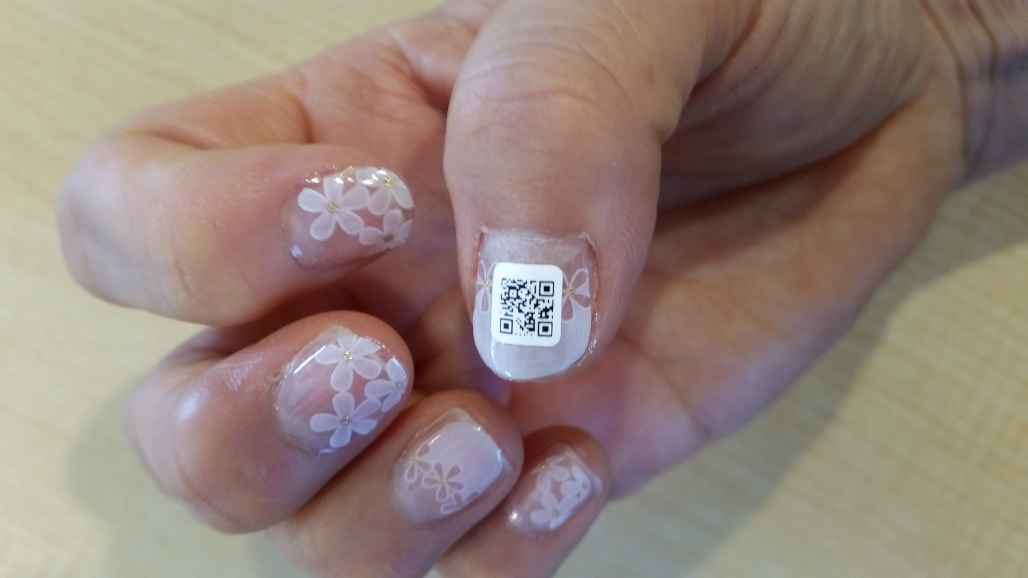 Response to nail seal with sophisticated design | Website of